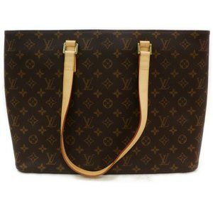 💯 Auth Louis Vuitton Luco Tote/Laptop/Office Bag